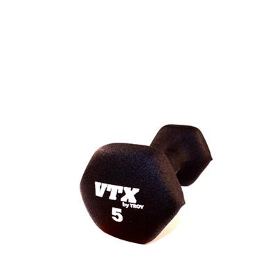 Troy VTX Neoprene Dumbbells - 5LB Pair