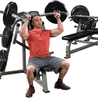 Body-Solid Chest and Shoulder Machines