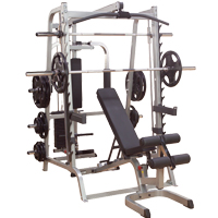Body-Solid Smith Machines