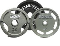 Olympic Iron Weight Plates and Sets