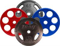 Olympic Rubber Encased Plates and Sets