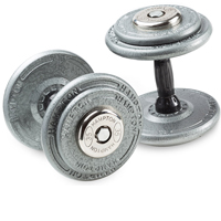 Hampton Fitness Commercial Pro Style Dumbbells FDG