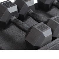 Hampton Fitness Outdoor Dumbbells