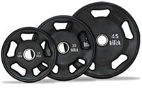 InTek Strength Armor Series Solid Urethane Olympic Plates