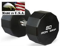 IRON GRIP Urethane Dumbbells Sets & Pairs
