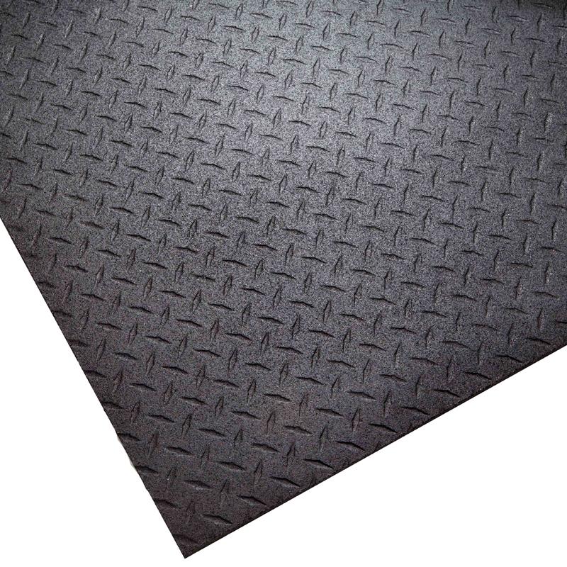 Heavy Duty Rubber Gym Mat Flooring