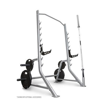 BodyCraft F460 Half Squat Rack Cage (Options Not Included)