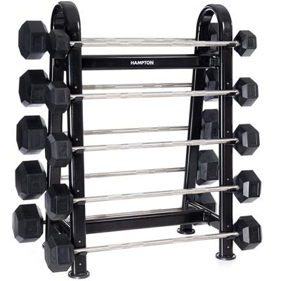 Hampton Fitness Dura-Bar Straight Barbell Club Pack