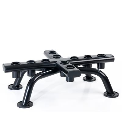 Hampton Fitness IBR-10 Olympic Bar Rack