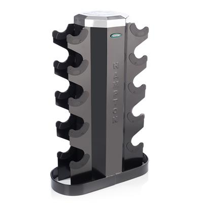 Hampton Fitness MV-2-5 Two Sided Vertical Dumbbell Rack