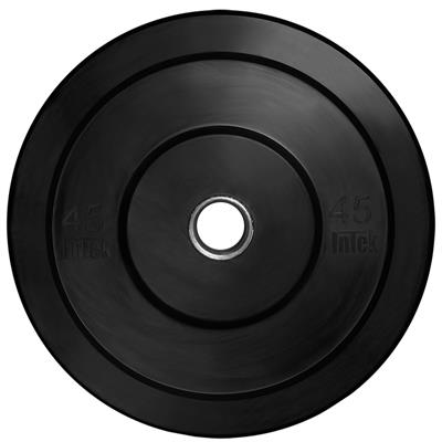 InTek Strength Champion Series Rubber Bumper Plates