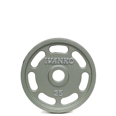 IVANKO OMEZS Olympic Machined E-Z Lift Plates