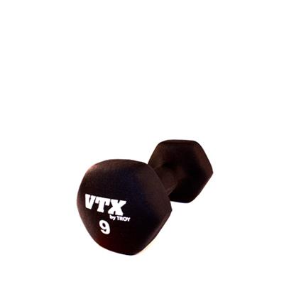 Troy VTX Neoprene Dumbbells - 9LB Pair