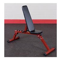Body-Solid BFFID10r Best Fitness Folding Weight Bench