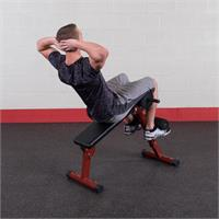 Body-Solid BFHYP10 Best Fitness Hyper Ab Board