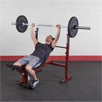 Body-Solid BFOB10r Best Fitness Olympic Weight Bench
