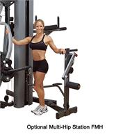 Body-Solid FUSION 500 Personal Trainer 210 lb. Stack