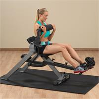 Body-Solid GAB350 Synchronized Recumbent Ab Bench