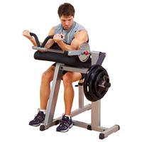 Body-Solid GCBT380 Bicep Tricep Machine