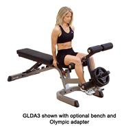 Body-Solid GLDA3 Leg Developer Attachment
