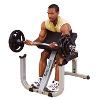 Body-Solid GPCB329 Preacher Curl Bench