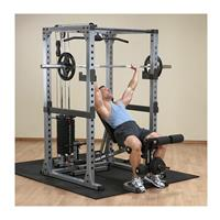 Body-Solid GPR378P4 Power Rack Package