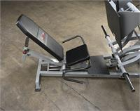 Body-Solid Pro ClubLine LVLP Leverage Horizontal Leg Press
