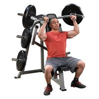 Body-Solid Pro ClubLine LVSP Leverage Shoulder Press