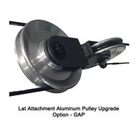 Body-Solid Lat Attachment Aluminum Pulley Upgrade GAP378 Option