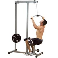 Body-Solid Powerline PLM180X Lat Machine