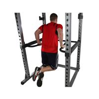 Body-Solid GPR378P4 Power Rack Dip Attachment