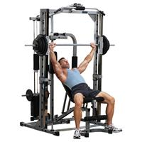 Body-Solid Powerline PSM144XS Smith Gym Package