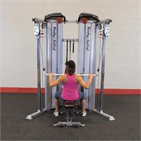 Body-Solid Pro ClubLine Series II S2FT Functional Trainer