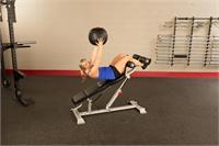 Body-Solid SAB500 Pro ClubLine Ab Bench