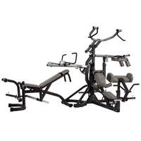 Body-Solid SBL460P4 Freeweight Leverage Gym Package