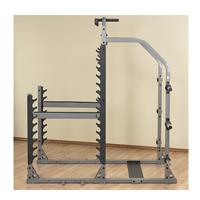 Body-Solid SMR1000 Commercial ProClub Multi Power Rack
