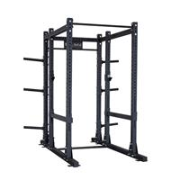 Body-Solid SPR1000Back Commercial Power Rack with Extension