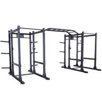 Body-Solid SPR1000DBBack Commercial Double Extended Power Rack