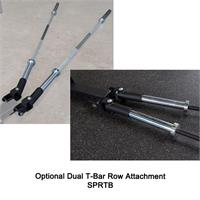 Dual T-Bar Row Attachment SPRTB - Option