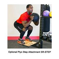 Plyo Step Attachment SR-STEP - Option