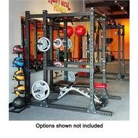 Body-Solid SPR1000 Commercial Power Rack - Options not included