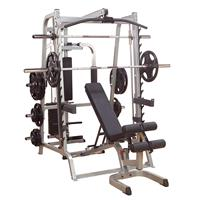 Body-Solid GS348QP4 Series 7 Smith Gym Package