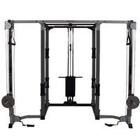 BodyCraft F430 Shown w/Lat Option/Weight Stack/Cable Cross
