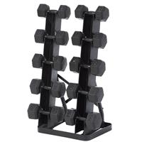 Hampton Fitness Outdoor Urethane Dumbbell Club Pack