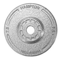 Hampton Fitness Standard Iron Plate Set