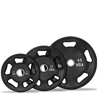InTek Strength Armor Series Urethane Olympic Plates