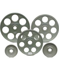IVANKO OMEZH Olympic Machined E-Z Lift Plate Set