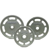 IVANKO OMEZS Olympic Machined E-Z Lift KG Plate Set