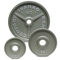 IVANKO OM Series Olympic Machined Plate Set