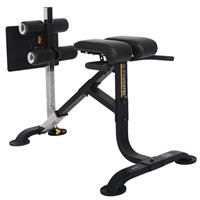 Powertec Dual Hyperextension Crunch